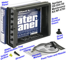 Maintenance Kit For Aprilaire Model 550 550a 558