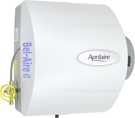 aprilaire 600 bypass flow thru humidifier 17gpd. Black Bedroom Furniture Sets. Home Design Ideas