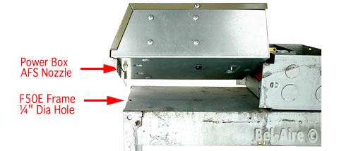Honeywell powerbox air flow sensor nozzle retrofit