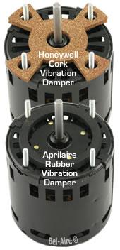 32005376 001 he365 he360 fan motor for Vibration dampening motor mounts