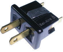 136366 Honeywell 2-Prong Connector