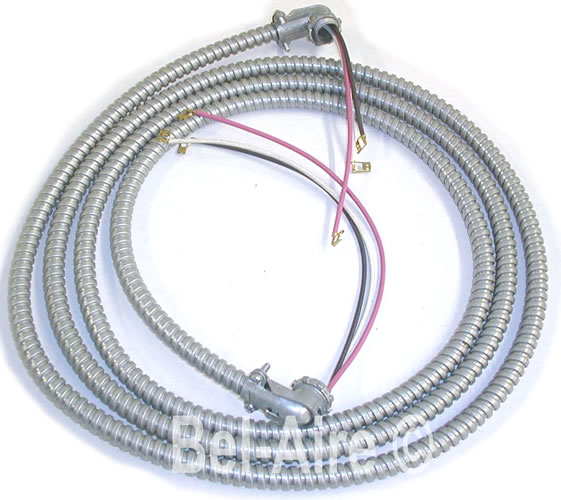 High Voltage Conduit : A high voltage conduit assembly for f e