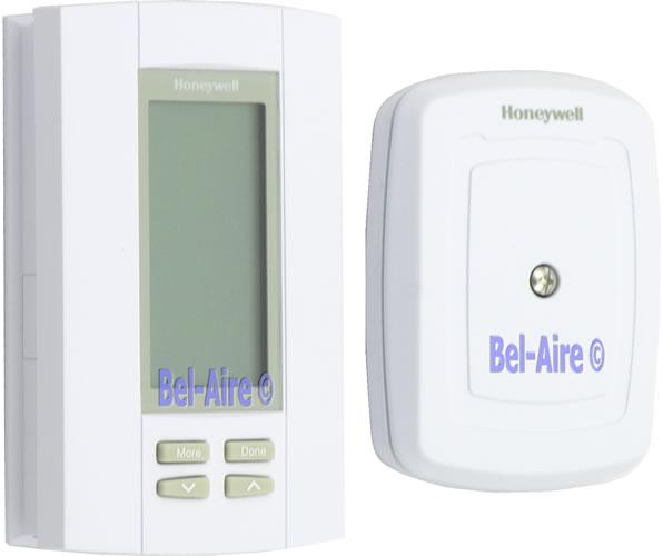 honeywell humidistat humidifier control manual