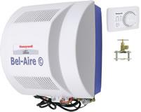 honeywell enviracaire elite humidifier installation manual