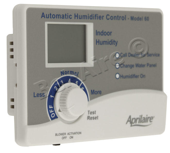 Aprilaire 60 Automatic Digital Humidistat W  Outdoor Sensor