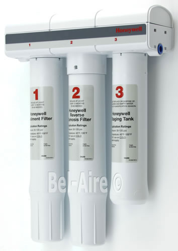 Honeywell Hm600xrof1 Reverse Osmosis Water Filter System