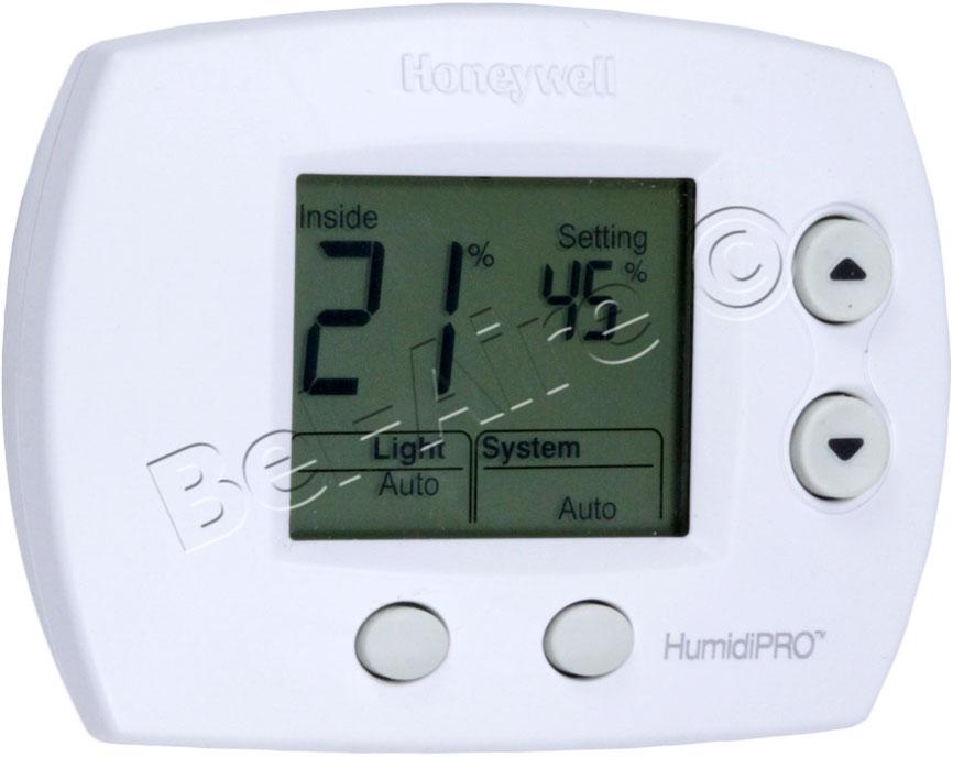 Honeywell H6062a1000 Humidipro Digital Automatic Humidity