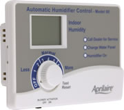aire 60 automatic digital humidistat w outdoor sensor aire automatic digital humidistat model 60