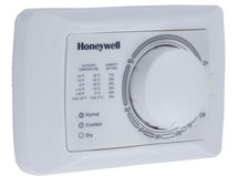 Honeywell H8908ASPST Manual Humidistat in Color White