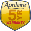 Apreilaire five year warrantry for the model 350