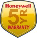 Honeywell five year warraty replacement aprts
