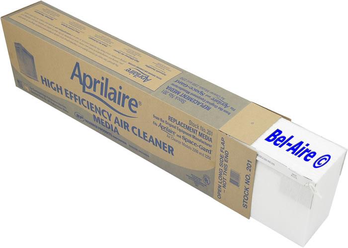 Genuine Aprilaire 201 Filter For Model 2200