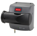 Honeywell Evaporative Duct Mount humidifier HE365A