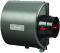 Honeywell Evaporative Duct Mount humidifier