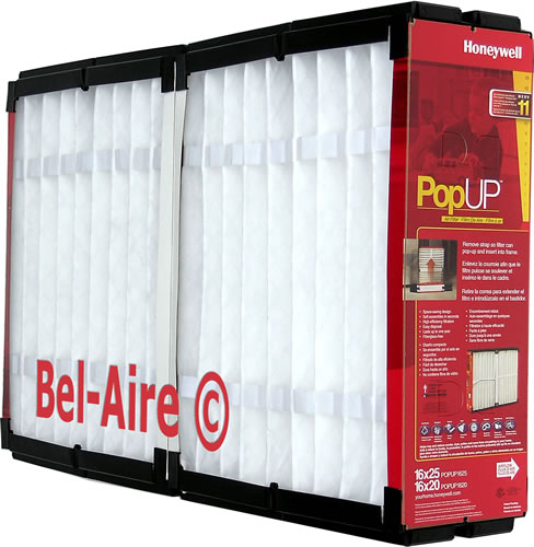 Popup2200 Honeywell Media Air Filter Replaces Aprilaire 201