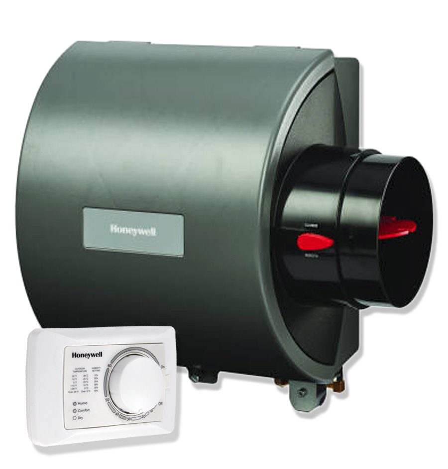 Honeywell hut-220w filter free easy to care cool mist humidifier.