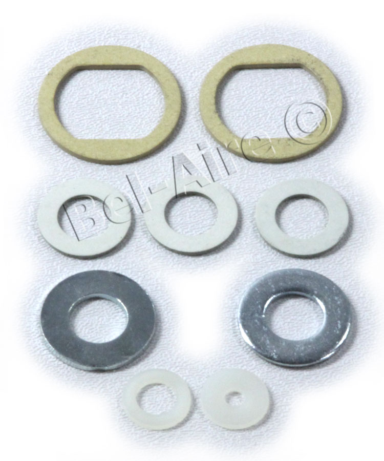 Skuttle A00-0693-020 9-Piece Gasket Set for series 60