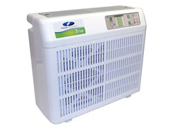 Field Controls TRIO-1000P Trio Portable 3 in 1 Air Purification System 46650000