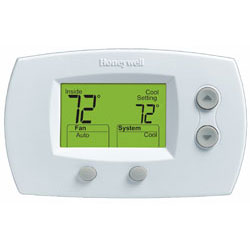 Honeywell TH5220D1029 FocusPRO Non-Programmable Thermostat