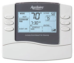 Aprilaire 8476 Programmable Universal Thermostat with Event Based Control