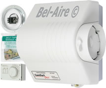 HFT2100 ByPass Flow-Thru Humidifier