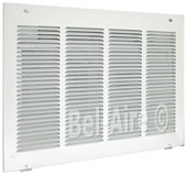 TTW1000 White-Rodgers Return Grille Air Cleaner
